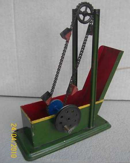 bing 9956/216 steam toy drive model dredge