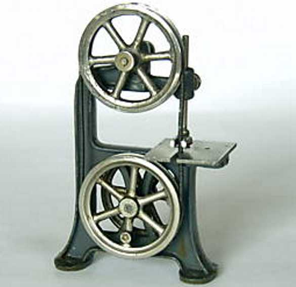 bing 9956/461 steam toy drive model bandsaw