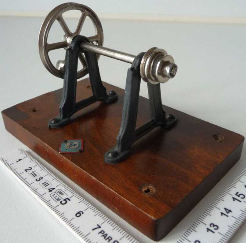 bing 9956/464 steam toy drive model three speed pulley