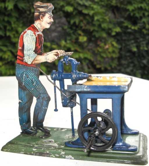 bing 9956/99 steam toy drive model locksmith