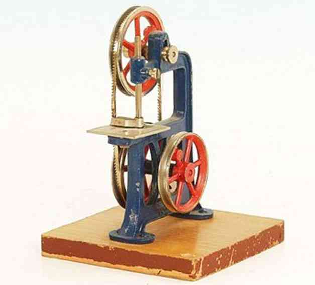 bing 9956/13 steam toy drive model bandsaw