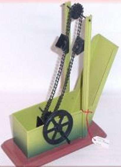 bing 9956/216 dampfspielzeug antriebsmodell getreidemuehle