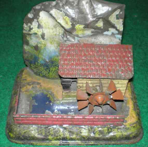 bing 9956/177 steam toy drive model mountain mill