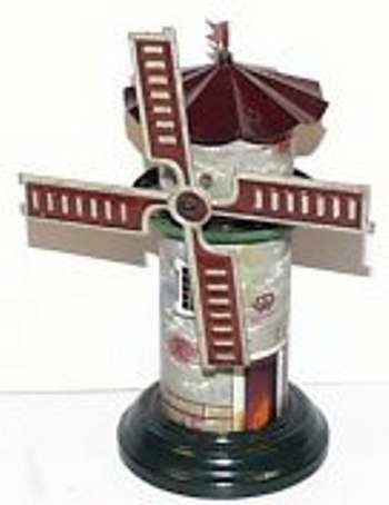 bing 10/21 dampfspielzeug antriebsmodell windmuehle