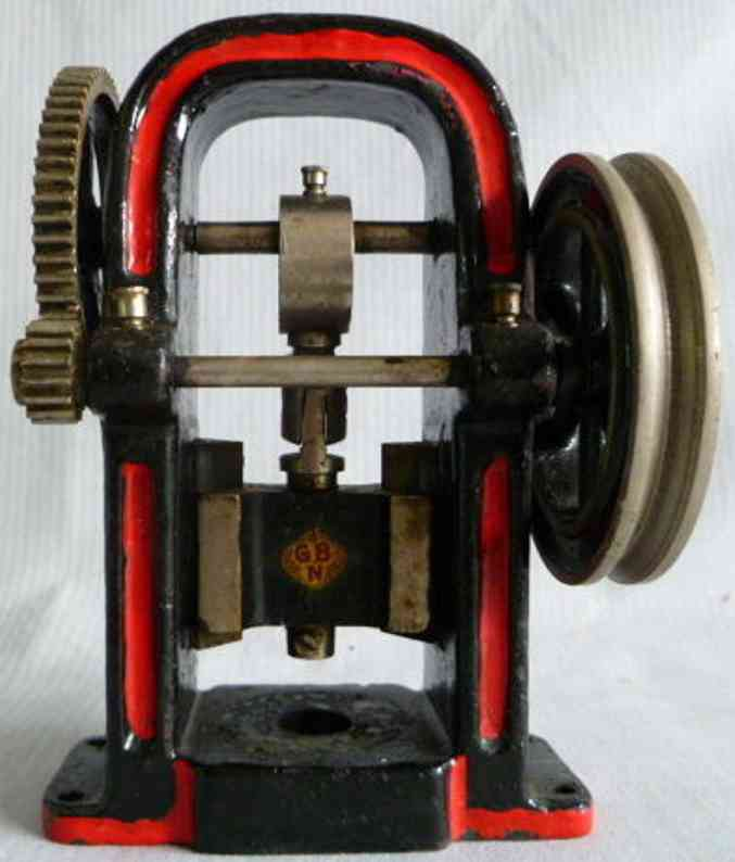 bing 9956/192 steam toy drive model eccentric press