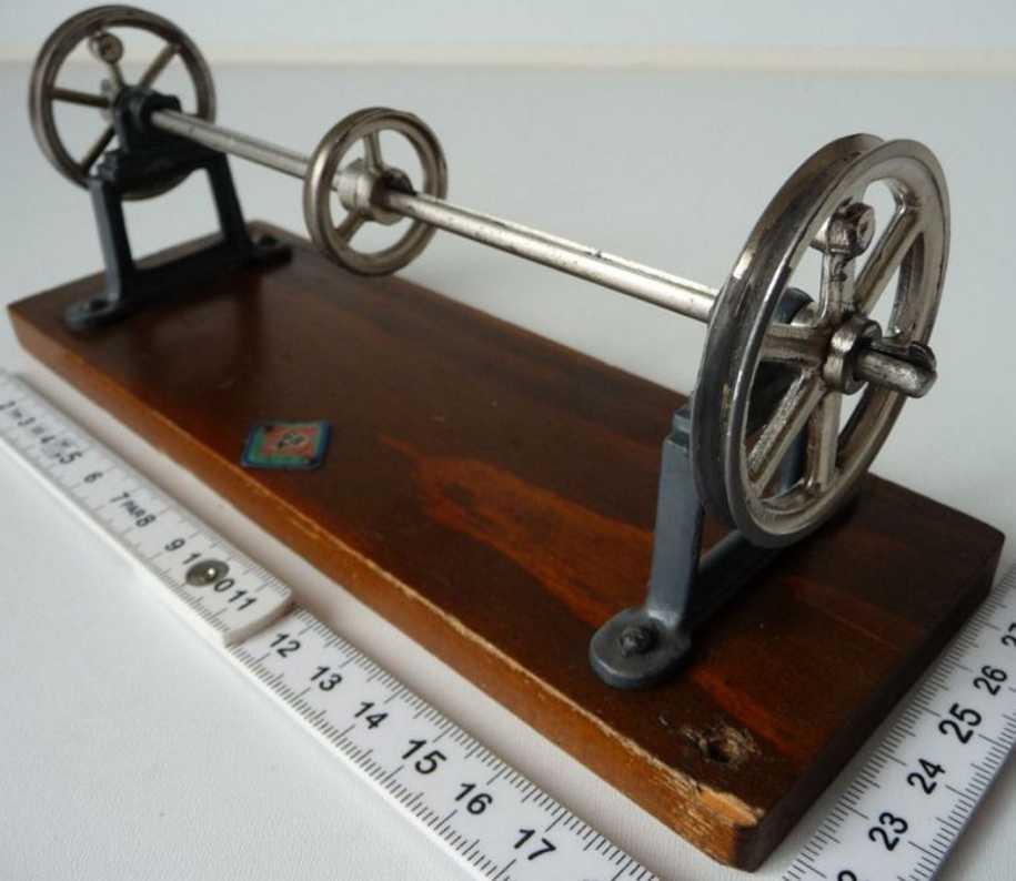 bing dampfspielzeug antriebsmodell transmission