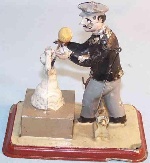 Carette Antriebsmodell Bildhauer