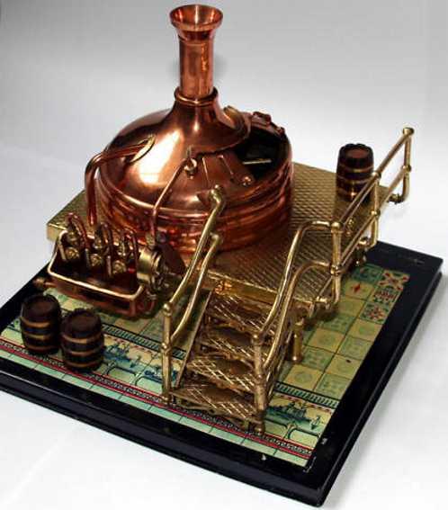 Carette Antriebsmodell Brauerei