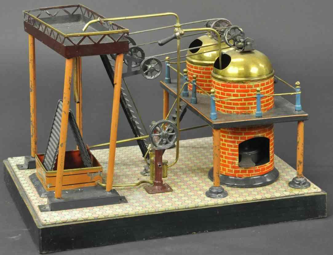 carette dampfspielzeug antriebsmodell brauerei