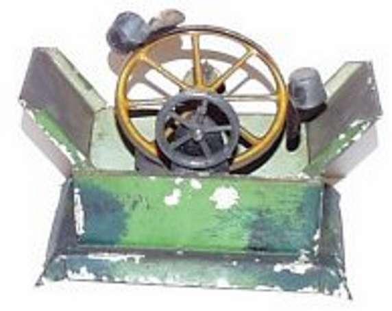 Carette 613/25 Antriebsmodell Schaufelmühle