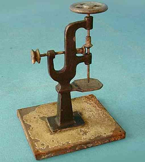 Carette Antriebsmodell Ständerbohrmaschine