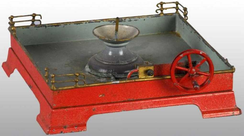 doll 610/0 steam toy drive model pump driven water fountain