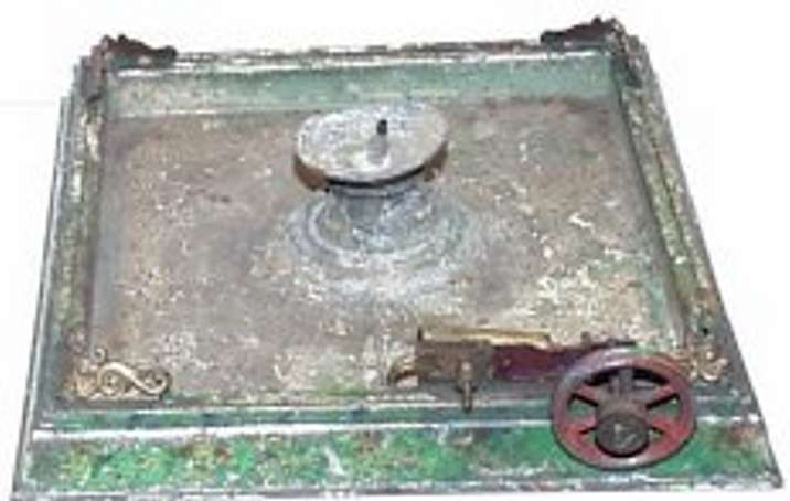 doll 610/1 steam toy drive model pump driven water fountain