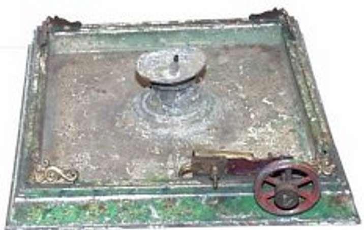 doll 610/1 dampfspielzeug antriebsmodell fontaene  brunnen