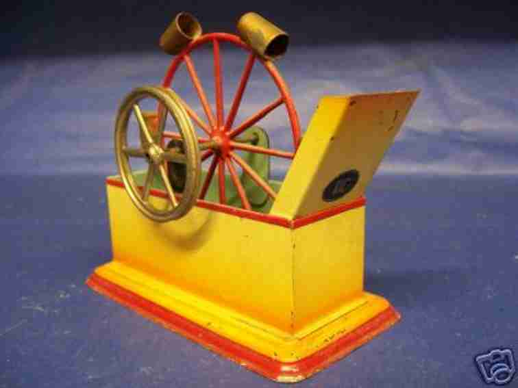 doll 622 steam toy drive model pump station water
