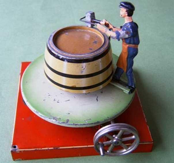 doll 644 dampfspielzeug antriebsmodell kuefer boettcher fassmacher