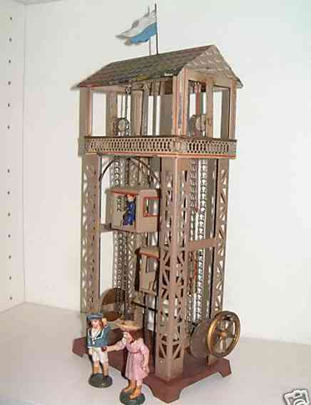 doll 645/2 steam toy drive model lift toy
