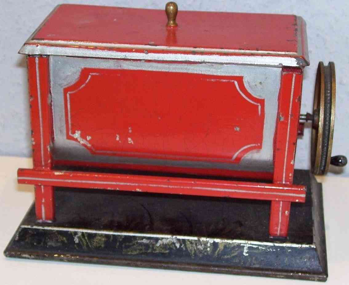doll 674 steam toy drive model butter machine