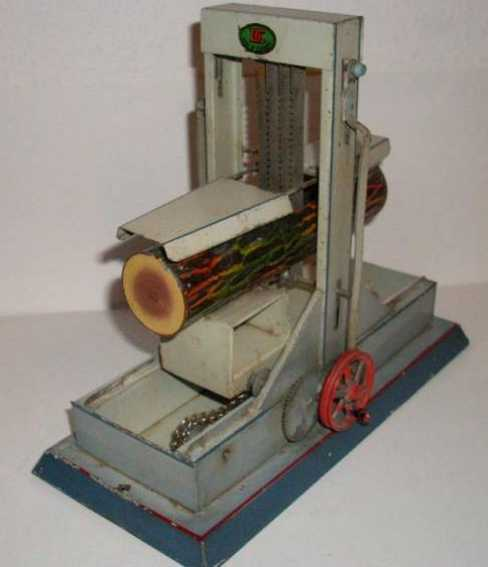 doll 681 steam toy drive model gate saw