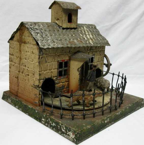 doll 709 steam toy drive model live steam zoo building trainer animals