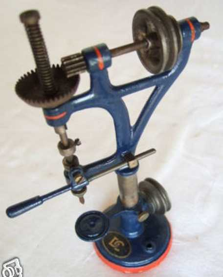 doll 740 steam toy drive model drilling machine
