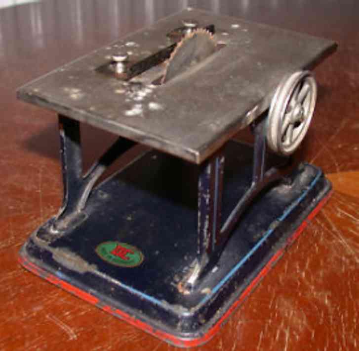 doll 752 steam toy drive model circular saw