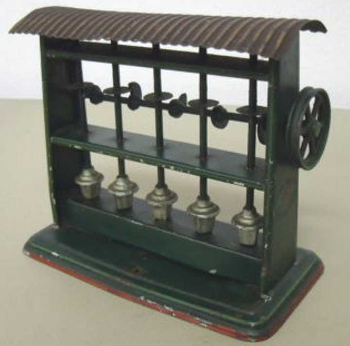 doll 755 steam toy drive model 5-fold stamping mill