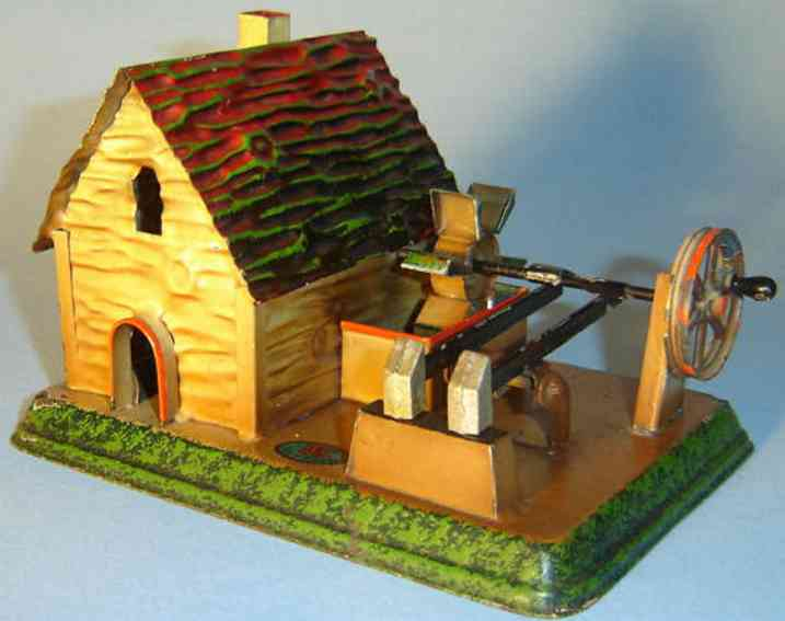 doll 781 steam toy drive model house with hammer work