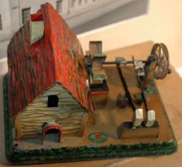 doll 788 drive model watermill with hammer work