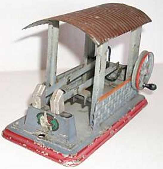 doll 901 steam toy drive model hammer work