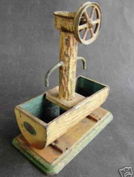 doll 902 dampfspielzeug antriebsmodell pumpenbrunnen