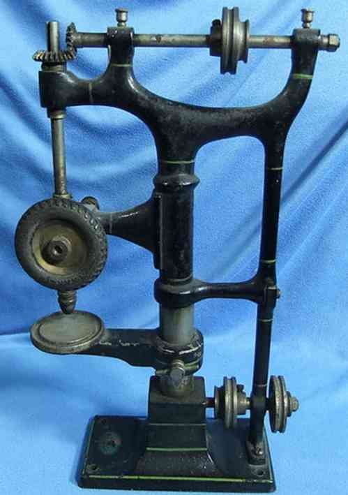 doll 940 steam toy drive model drilling machine