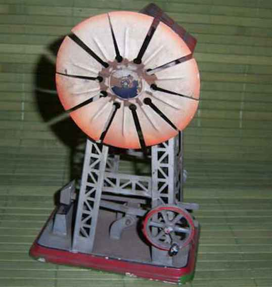 doll 786 steam toy drive model hammer work with windmill