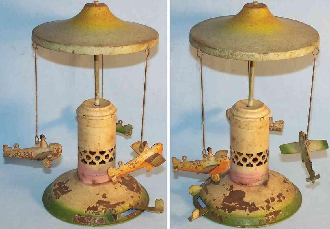 doll dampfspielzeug antriebsmodell flieger karussell