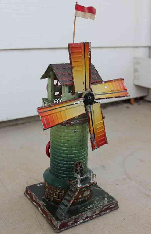 doll 748/2 dampfspielzeug antriebsmodell windmuehle
