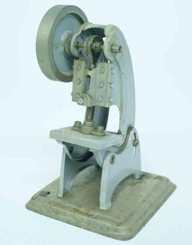 fleischmann 224 1963 dampfspielzeug antriebsmodell exzenterpresse
