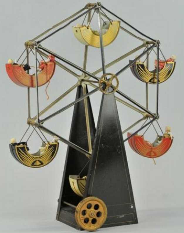 Hawkotte Antriebsmodell Riesenrad