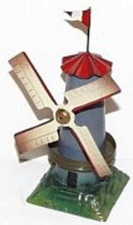 mohr & krauss dampfspielzeug antriebsmodell windmuehle