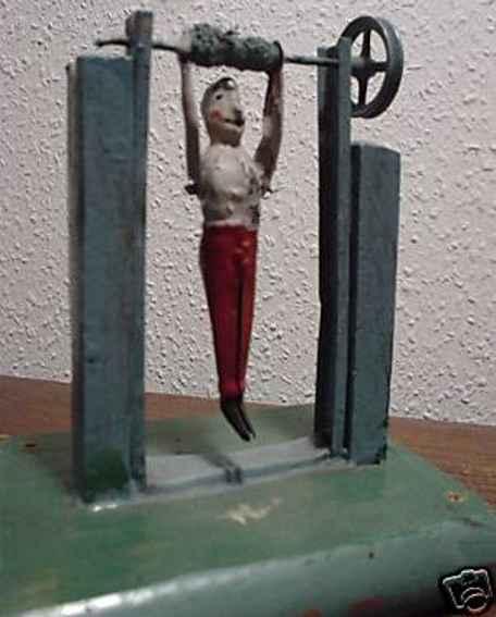 mohr & krauss dampfspielzeug antriebsmodell akrobat