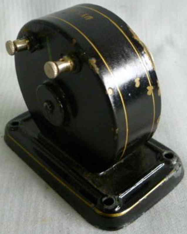 marklin 3404 steam toy drive model dynamo
