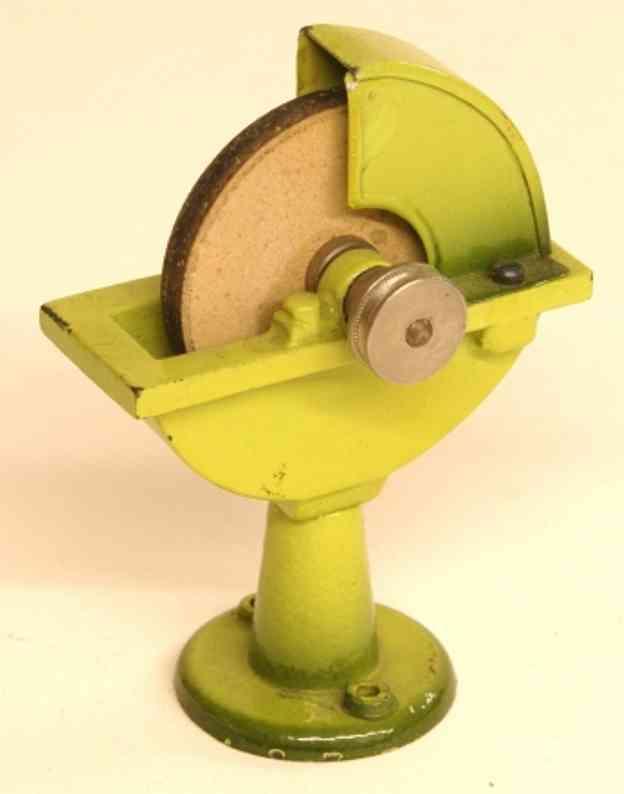 maerklin 4251/1 dampfspielzeug antriebsmodell schleifstein