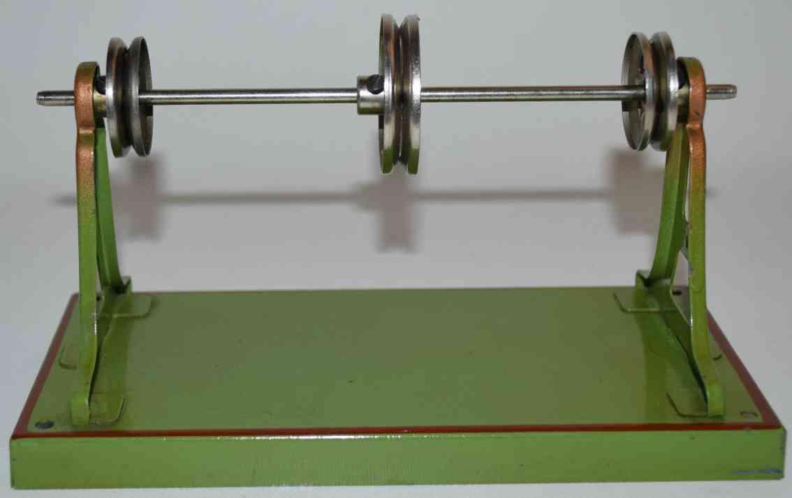 maerklin 4383 dampfspielzeug antriebsmodell transmission