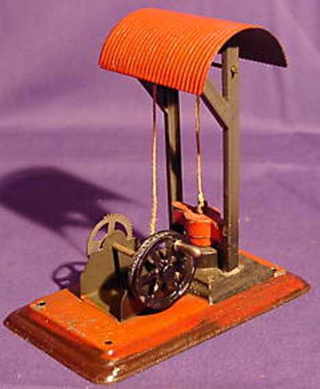 Märklin Antriebsmodell Fallhammer