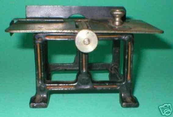 Märklin Antriebsmodell Hobelmaschine
