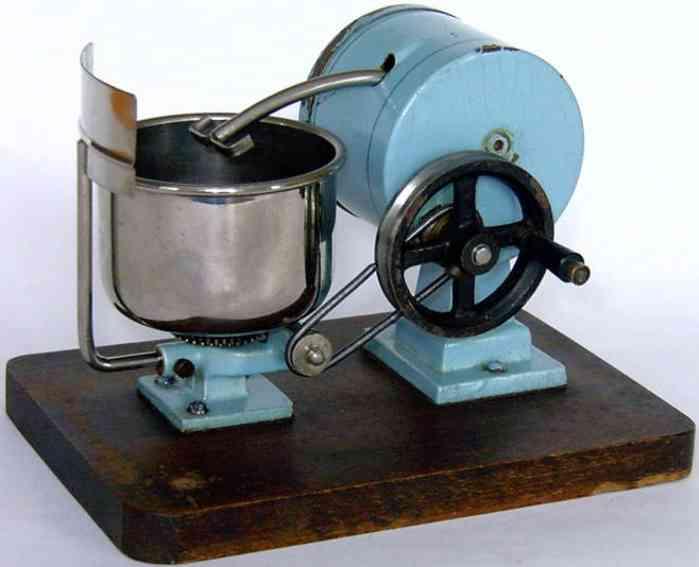 Märklin Antriebsmodell Teigknetmaschine