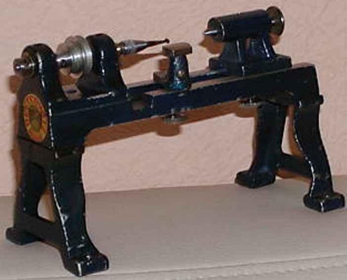 oesterwitz dampfspielzeug antriebsmodell drehbank