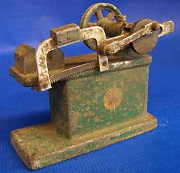 Oesterwitz Antriebsmodell Säge
