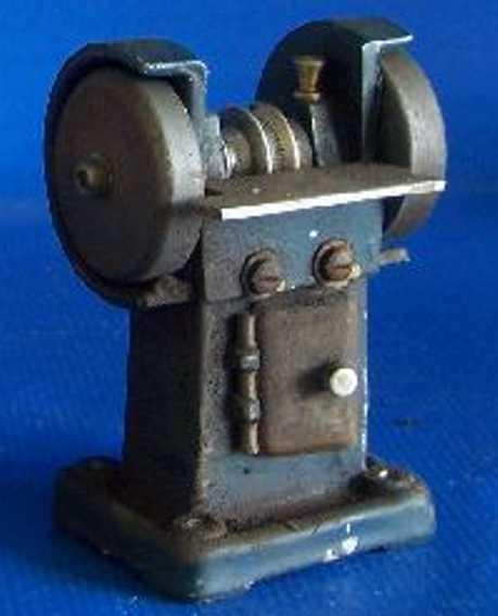 oesterwitz dampfspielzeug antriebsmodell schleifmaschine