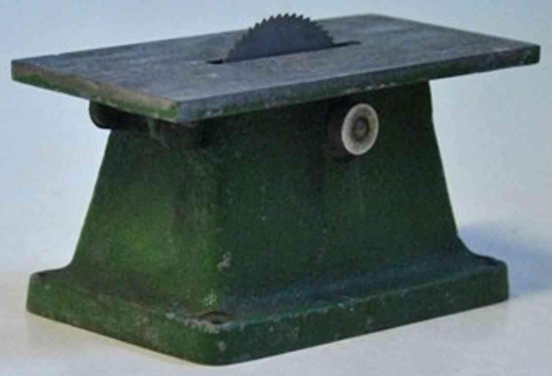Oesterwitz Antriebsmodell Kreissäge