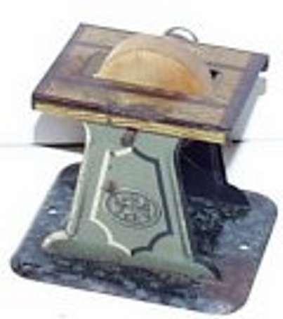 plank ernst 401/2 dampfspielzeug antriebsmodell schleifstein
